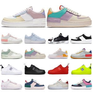 Men platform shoes Shadow Wolf Grey White Glacier Blue Tropical Twist high low skate mens womens casual sports sneakers trainers outdoor