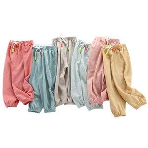 Per bambini di alta qualità Anti Mosquito Pantaloni Primavera Estate Infant aria condizionata pantaloni delle ragazze dei ragazzi Lanterna pantaloni del bambino pantaloni casuali