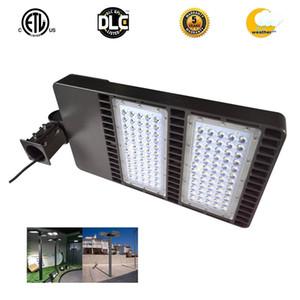 LED Otoparkı Işık Ayakkabı Kutusu Lambası Shoebox Işık Park Alanı Lambası Led Projektör Sokak Işık 48W 60W 100W 150W 200W 300W güçlendirme kiti açtı