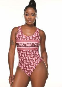 Dio Sólido Bikini de 2020 atractivo empuja hacia arriba traje de baño de las mujeres del traje de baño bajo la cintura brasileña Biquini Halter dos piezas del bañador R