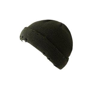 2020 New Fashion Style Winter Warm Knit Beanie Women Men Casual Hip Hop Hat Bad Girl Soft Cap Street Style Hats Ski