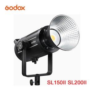 Godox SL150II SL200II luz de vídeo LED Serie SL 5600K control remoto inalámbrico T Soporte para el estudio de grabación de vídeo Fotografía