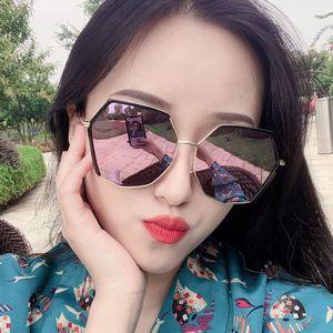 LPAILON New Brand Vintage Sunglasses Women Classic Plastic Luxury Sun Glasses For Women Mirror Retro Outdoor Lentes De Sol Mujer