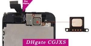 Oreillette Oreillette écoute Haut-parleur pour Iphone 4g 4s 5g 5c 5s 5se Iphone 6 4 .7 Plus 5 .5 10pcs