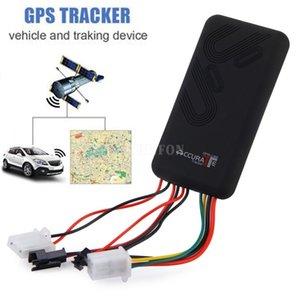 50Pcs / Lot GT06 GPS GPRS en tiempo real del coche del vehículo del perseguidor localizador antirrobo de seguimiento de SMS de alarma nueva