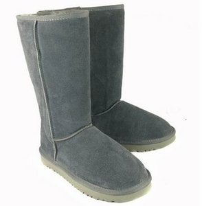 DORP shipping 2016 High Quality WGG Women's Classic tall Boots Womens boots Boot Snow boots Winter leather boot US SIZE 5---13