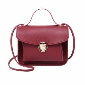 THINKTHENDO Мода Женщины Девушки сумки Сумка посыльного кожи Сумка Хобо Ранец Кошелек Tote 2019 EWCM #