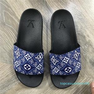 2020 New Designer Mulher plataforma plana Chinelos de dedo do pé aberto Moda Nós Braid Plano Heel Elevador Sandálias Slip On Fora T06 Slides5