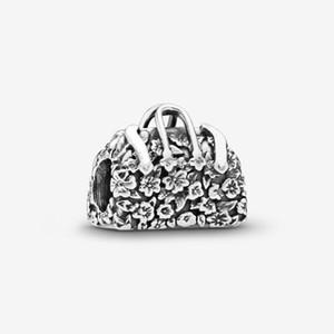 Nueva llegada 925 Sterling Silver Handbag Charm Beads Fit Original European Charm Pulsera Fashion Jewelry Accesorios