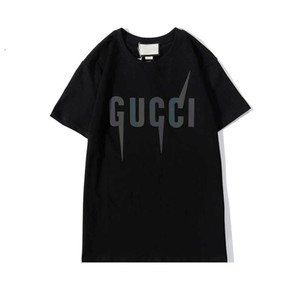 2020ss 런던 럭셔리 남성 T 셔츠 의류 여성 여름 패션 캐주얼 T 셔츠면 편지 짧은 소매 메두사 T 셔츠