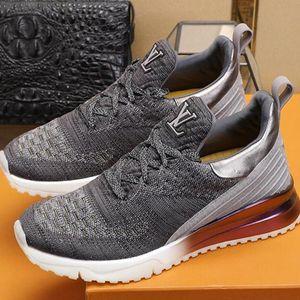 V .N .R Sneaker Sapatos Masculinos Sneakers de outono e desportos de Inverno respirável Vintage rápidos Estilo Moda Entrega Shoes Scarpe Da Uomo Di Lusso