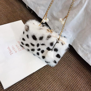 Purse Day White Clutch Wallet Color 2021 Luxury Shoulder Fur Party Bags Bag Handbag Messenger Candy Winter Women Evening Pouch Eruvw Kwlju