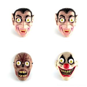 y43Zb Terrorist Rotten Hallowmas Corpse Emulsion lustig Versand Latex Trick Maske Spielzeug imp Spiel Ghost Grimasse Maske Karneval Haube Partei Maske für