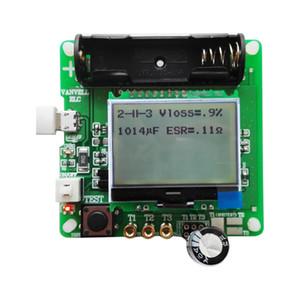 New 3.7V Original Inductor Capacitor ESR meter Kit Capacitor Testing Circuit DIY MG328 multifunction transistor tester