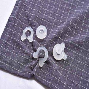 Cama clips edredón edredón cubren 4pcs / set Sujetadores dormitorio de cama edredones titular de fijación de pinzas de plástico de envío libre de DHL