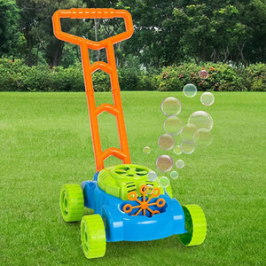 Creative Pushing Car Automatic Bubble Machine Baby Kids Toy Gift Electric Bubble Gun Summer Outdoor Game 01