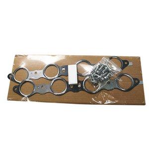 Yeni Ls Egzoz Boru Pad Ls Egzoz Manifoldu Contalar Vidalar (LS1 Ls2 LS3 LS6) Çok Katmanlı Çelik Seti