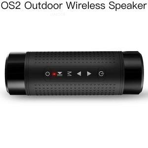 JAKCOM OS2 Drahtloser Outdoor-Lautsprecher Heißer Verkauf in Regal-Lautsprecher als amazon Top Verkäufer 2019 Telefon doss