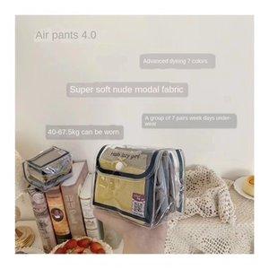 pantalones de 4,0 modal inconsútil respirable cómodo atractivo aire acondicionado pantalones del cordón pantalones del cordón mediados yC4eH verano el aire acondicionado
