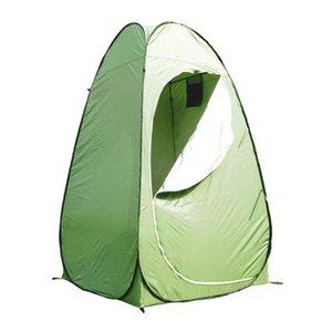 Multi-purpose spogliatoio sulla tenda portatile multiuso Dressing doccia Shelter per il campeggio esterno