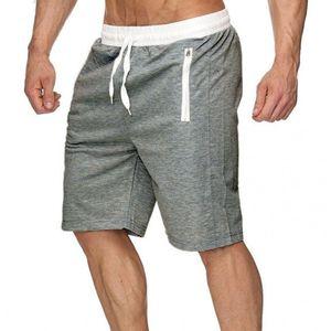 Running Quick dry Shorts Mens Gym Fitness Sports Bermuda Jogging Training Short Pants Summer Male Multi-pocket Beach Sweatpants
