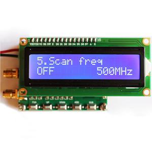 Цифровой ВЧ генератор сигналов 140 МГц до 4.4GHz генератора ВЧ с частотой развертки модуля развертки Функция частоты
