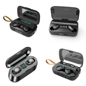 Toptan V1 Mini Bluetooth Kulaklık CSR4.1 Kablosuz Müzik Handsfree Araç Sürücüsü Kulaklık Telefon Stealth Kulaklık Mikrofon Mikrofon Perakende # 801