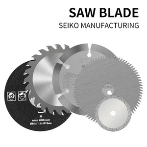 3 pcs Electric Saw Blades For Power Tool Circular HSS Saw Blade Dremel Cutter Circular Mini Saw Blades For Woodworking