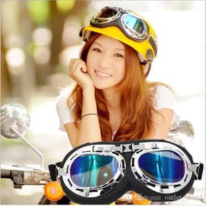 Moda Halley Capacetes Casque Goggles Windproof Outsport ciclismo equitação da motocicleta Scooter Óculos Motocross Gafas