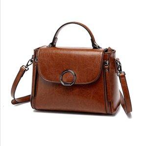 Femminile Crossbody Messenger Bag Borse Moda borse del nuovo progettista di elaborazione delle donne di spalla del sacchetto A0088
