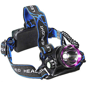 120000LM LED Headlamp USB Rechargeable String Headlamp Outdoor Headlamp Waterproof Flashlight Camping Hiking Fishing Hunting Light