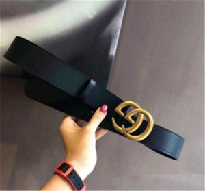 2019 The new men will be equipped with high-quality luxury belt designer belts for both men and women
