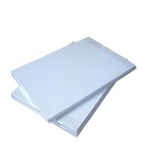 A4 Süblimasyon ısı transferi kağıt hızlı kurutma pişirme pap boş diy baskı kağıdı A05 100 Sayfa
