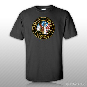 2019 Dav Amerikan Engelli Gaziler Seal Tişört Tee Gömlek Army Navy Deniz Kuvvetleri