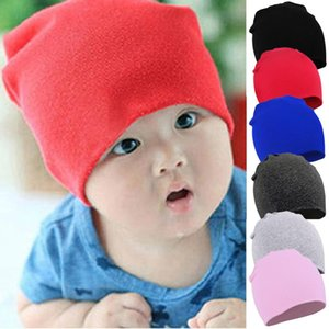 Baby Stuff Accessories Baby Hats Beanies winter warm Girl Boy Toddler Kids Children Solid Hat Cotton Soft Warm Cap