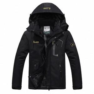 SPORTSHUB Erkekler Kış İç Polar Su geçirmez Ceket Açık Sıcak Coat Yürüyüş Kamp Trekking Kayak Erkek ceketler SAA0082 XxSq #