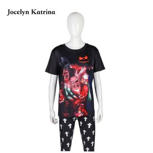 Jocelyn Katrina Sommer Quick Dry Laufen T-Shirts Frauen Breathable T-Shirt Kurzarm Outdoor-Sport Run T-Shirt