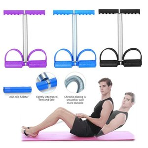 Pedal Exerciser Puller Belle Gambe Leg Skinny fitness Sit-up Elastic Band dispositivo a fune multifunzionale Pull B0L9