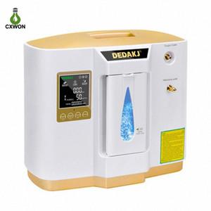 Ossigeno CE della FDA di fabbrica Generator Prezzo 1-6L regolabile ossigeno Home Medicale Regolatore Concentrator con atomizzazione telecomando bpqZ #