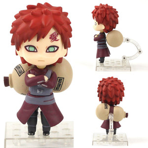 11cm Anime Figure Naruto Shippuden Gaara 956# Cute PVC Action Figure Collectible Model Toys Gift For Kids MX200811