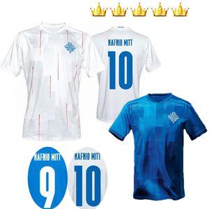 Men Kids kits 2020 2021 Iceland soccer Jersey GUDMUNDSSON jerseys SIGTHÓRSSON G.SIGURDSSON TRAUSTASON INGASON GUNNARSSON Football shirts