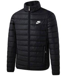 mens giù Nike giacca uomo caldo Outdoor Uomo Casual giacca cappotti di inverno delle donne superiori invernali nuovi uomini Feather Man Outwear addensare