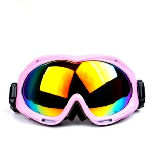 SPEIKE outdoors Sports Eyewear H017 Women Men double-deck skiing Gogges Prevent mist Cross-country motorcycle wind proof goggles PC UV-400