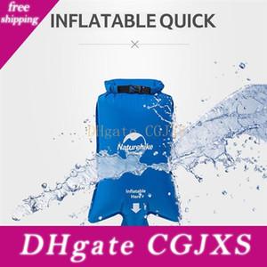 Naturehike cuscino gonfiabile impermeabile Universal Air Bag facile portatile gonfiabile del sacchetto di umidità -proof picnic Borse a cuscino d'aria