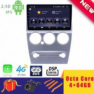 "9"" C-Elysee Elysee 2008-2013 Kafa Birimi Octa Core DSP 2.5D + IPS 4G Carplay araba dvd WAMj # Android 9.0 Araç Multimedya Oyuncu Stereo"
