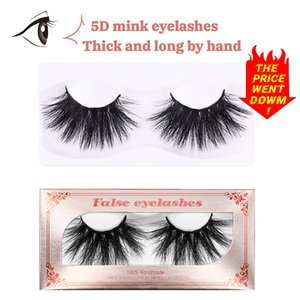3D 25 mm Lashes Mink In Bulk Real Mink False Eyelashes Extension Supplies Beauty Make Up Tool Maquillaje