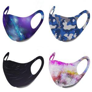 Yeni Maskeler Katı Renk Bisiklet Kafa Baskı Hairband Açık Yüz Eşarp Işık Nefes EDC Yumuşak Sihirli Şapkalar 8 Renkler K9 # 494 # 474