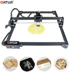 ORTUR Laser-Gravur-Schneidemaschine 40x43cm 7W / 15W / 20W DC 12V DIY Engraver CNC 2Axis Holz Router / Cutter / Drucker Kennzeichnung Logo
