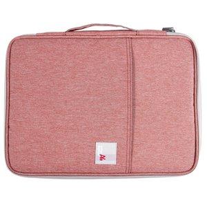 Multi-Functional Borse A4 Archiviazione Documenti Custodia portatile impermeabile in tessuto Oxford Tote Bag for Notebooks