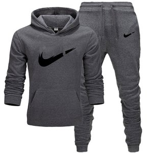 invierno del norte ropa deportiva diseñador de los hombres traje de lujo del otoño de la marca de los hombres de traje chaqueta + pantalones de jogging damas ropa deportiva hip-hop de la UB